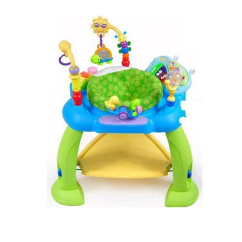 Baby Laufhilfe Stehhilfe Jumping Chair Multifunktionsstuhl Kinderinsel Spielcenter Babyinsel