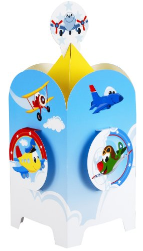 Airplane Themed Costumes (Airplane Adventure Centerpiece)