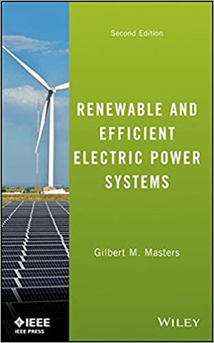 Electric efficient pdf and systems renewable power