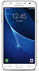 Samsung Galaxy J7 - No Contract Phone - White - (Boost Mobile)(Carrier locked phone)