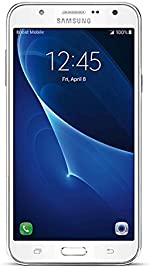 Samsung Galaxy J7 - No Contract Phone - White - (Boost