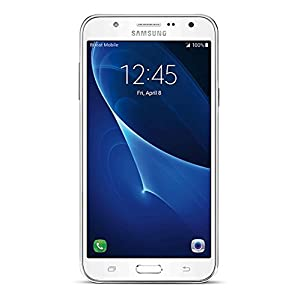 samsung galaxy j7 no contract phone white. Black Bedroom Furniture Sets. Home Design Ideas