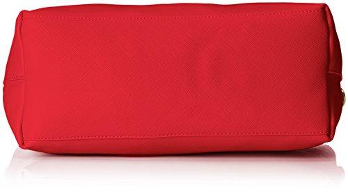 Trussardi red 75bp0053 white Sac Rouge 35 Bandoulière RSTfRq