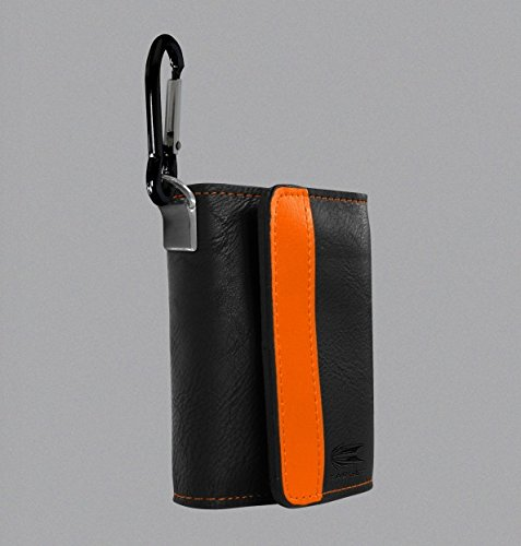 TARGET MONTANA DARTS WRAP CASE WALLET BLACK ORANGE by PerfectDarts