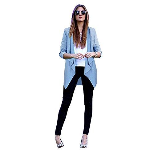 Women Coat WILLTOO Ladies Cardigan Open Front Long Jacket Outwear , Clearance!