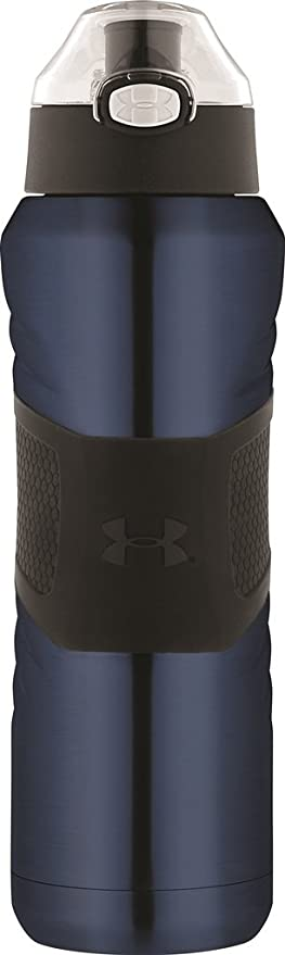 a61d7c840b Amazon.com: Under Armour Dominate 24 Ounce Stainless Steel Water ...