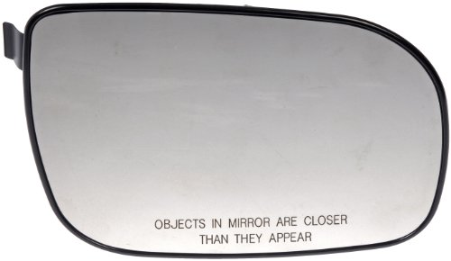 Dorman 56090 Chevrolet/Oldsmobile/Pontiac Passenger Side, Heated, Plastic Backed Door Mirror Glass by Dorman
