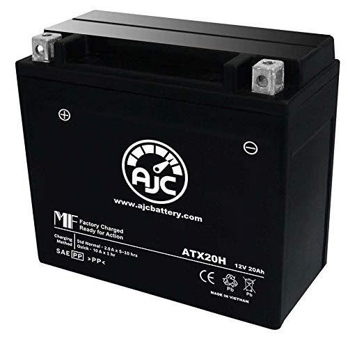 Motorcycle Fxr Harley - Harley-Davidson FX FXR Series 1340CC Motorcycle Replacement Battery (1979-1994) - This is an AJC Brand Replacement
