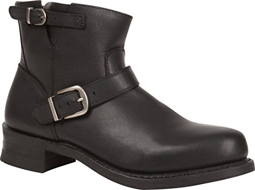 Engineer Mens City Soho Durango inches Boot DCDB023 6 Black PY55aw