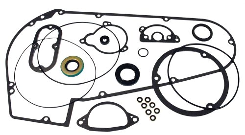 Gasket Seal And O-ring Primary - Cometic C9887 Primary Seal/O-Ring Kit (AFM Series for Big Twin/XL Gasket)