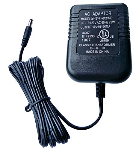 UpBright 15V AC/DC Adapter Replacement for Electrolux Ergorapido 108A EL1005A EL1006 EL1015A EL1016 EL2001 9.6V EL2081A 10.8V EL2050 12V EL1000A Vacuum SIL SSA-10W US 150015 Kings KU2B-150200D Charger (Ergorapido Cordless Vacuum)