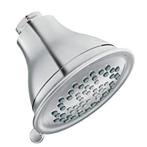 Moen 3233 Envi Three-Function Eco-Performance Shower Head, Chrome