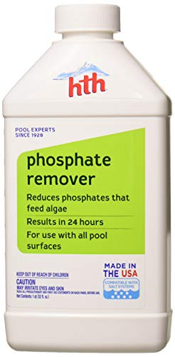 hth Pool Balance Phosphate Remover (67014) (Best Phosphate Remover For Swimming Pools)