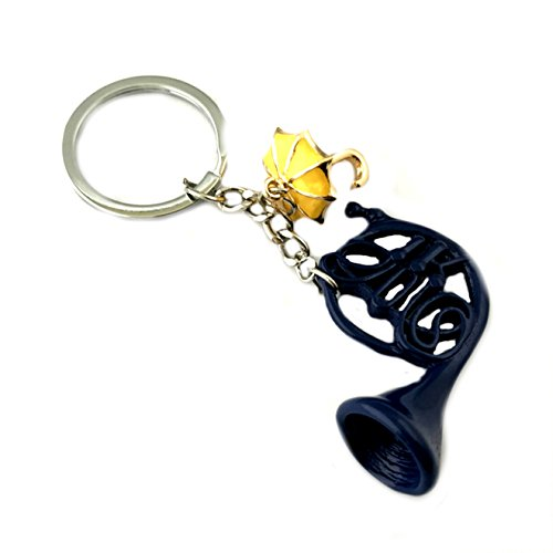 Athena Brand How I Met Your Mother TV Series Key Ring Keychain for House Boat Auto Keys ()