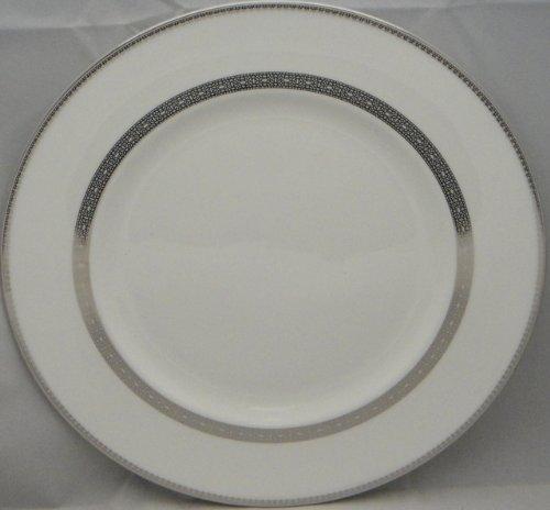 Lace Platinum Dinner - Vera Wang Vera Lace-Platinum Dinner Plate