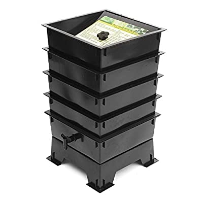 Worm Factory 4-Tray Worm Composter