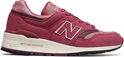 Nuovo Equilibrio Womens W997er Rosso