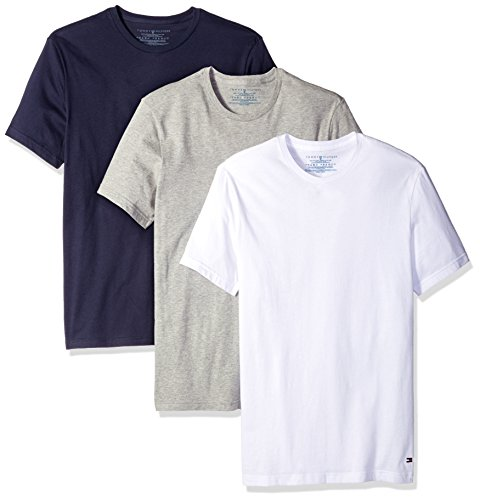 tommy-hilfiger-mens-undershirts-3-pack-cotton-classics-crew-neck-t-shirt-white-grey-heather-navy-med