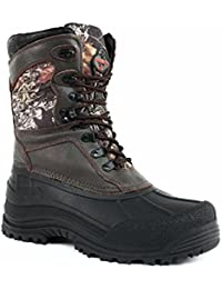"""Winchester Big Mike Men's 9"""" Waterproof Insulated Camo Hunting Boot"""