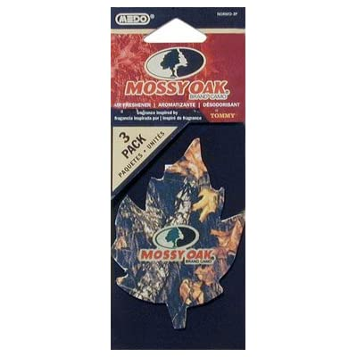 Mendo Mossy Oak Car Air Freshener: Kitchen & Dining