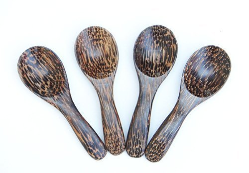 hand carved wooden spoons - 8