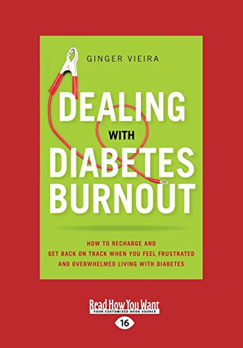 Dealing with Diabetes Burnout: How to Recharge and Get Back