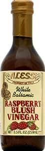 Alessi White Balsamic Raspberry Blush Vinegar -- 8.5 fl oz