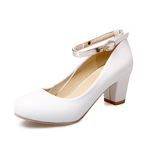 Donna Zeppa Sandali amp ndgu00332 A Con White n614Upqxw e9ae7bf1deb