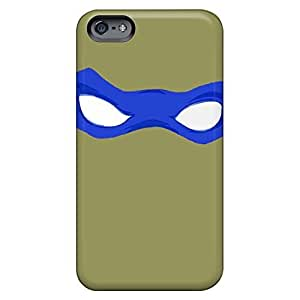 High Grade mobile phone shells For Iphone Cases Excellent Fitted iPhone 6 4.7 - tmnt leonardo