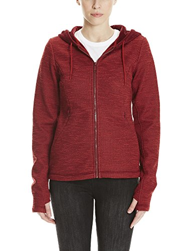 Jacket Short Rosso Giacca Bonded Bench cabernet Velvet Rd11343 Donna 1Swfantxq