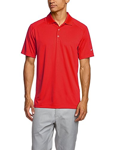 Nike Men's Golf Dri-fit Victory Polo Red 818050 657 (XL)