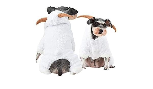 Zolimx Ropa para Mascotas Ropa de Perro Gato Disfraz de ...