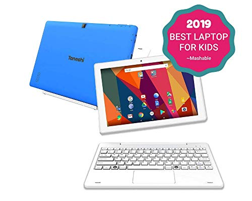 Vtech Laptop For Kids - Tanoshi 2-in-1 Computer for Kids Ages 6-12, 10.1