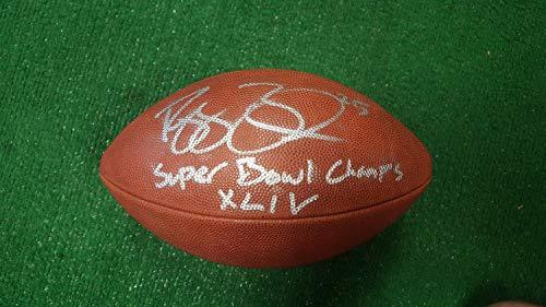 (Reggie Bush Hand Autographed Signed Official NFL Football Sb Inscrip PSA/DNA)