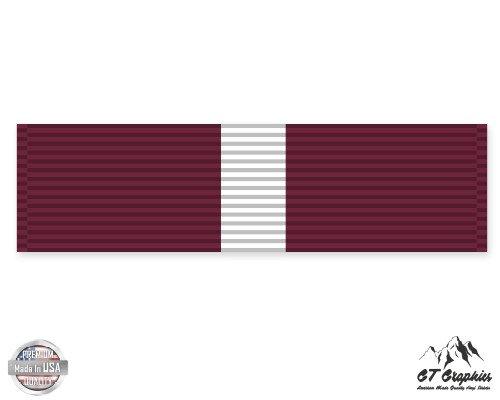 U.S. Coast Guard Good Conduct Medal Ribbon - 8
