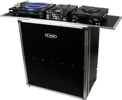 Odyssey FZF5437T Flight Zone 54 Wide, 37 High Foldout Combo Dj Table from ODYSSEY