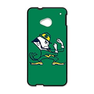 Notre Dame Fighting Irish HTC One M7 Cell Phone Case Black 8You264430
