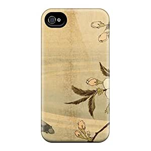 Hot UjulEPa7170ttfZI Japanese Carp Art Tpu Case Cover Compatible With Iphone 4/4s by lolosakes