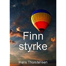 Finn styrke (Norwegian Edition)