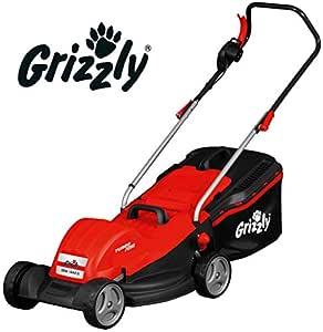 Cortadora de césped eléctrica Grizzly ERM 1844 G, 1800 W, 44 ...