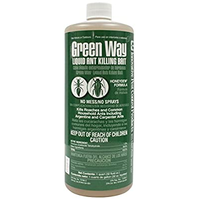 Gourmet Liquid Ant Killing Bait Green - 32oz