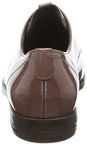 655 Donna Shoes dark 32 22 Con Beige Derby Comfort Scarpe Lacci Sport Gabor mauve AI6W1zW