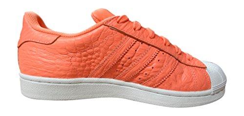Superstar Aq2721 Para Zapatillas Adidas White Mujer Coral A7xfYwq