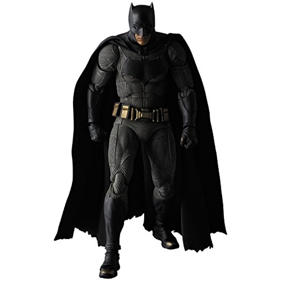 [해외] MAFEX 마펙스 BATMAN 배트맨 『배트맨 VS 슈퍼맨 저스티스의 탄생』non-scale ABS&ATBC-PVC도색완성품 액션 피규어