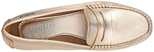Eastland Women's Loafer Eastland Patricia Women's Gold 8wF7qS4