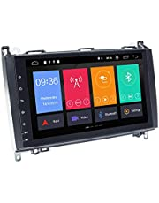 Android 10 Auto Stereo Radio Compatibel Met Mercedes Benz B200 Sprinter W906 Ab Klasse W169 W245 Viano Vit W639 Gps navigatie Multimedia