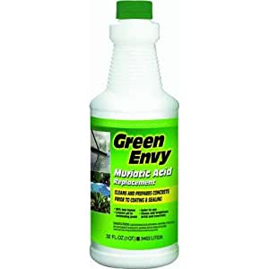 Amazon Com Sunnyside Green Envy Muriatic Acid Swimming