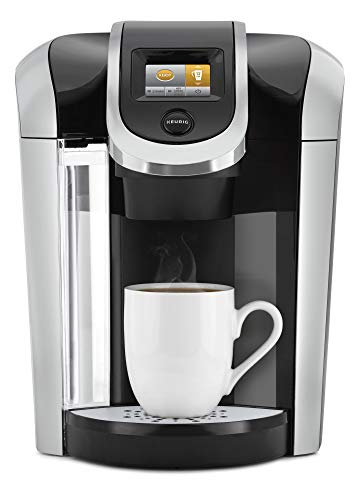 Keurig K400 Coffee Maker, One Size, Black (Renewed)