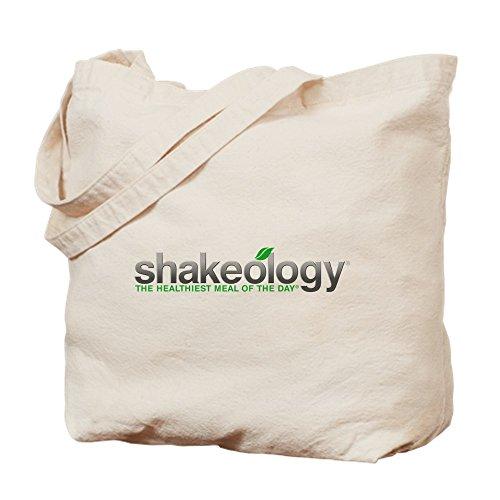 CafePress - Shakeology - Natural Canvas Tote Bag, Cloth Shopping Bag