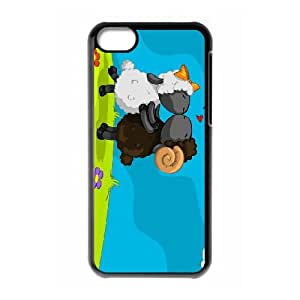 3ddesktop iPhone 5c Cell Phone Case Black 53Go-038757